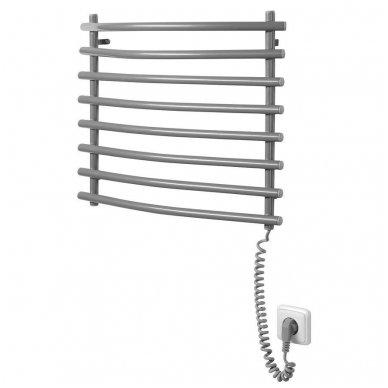 Pilkas elektrinis rankšluosčių džiovintuvas Sapho SU210A