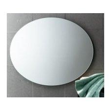 Gedy ovalus veidrodis, 75x55 cm, poliruotais kraštais