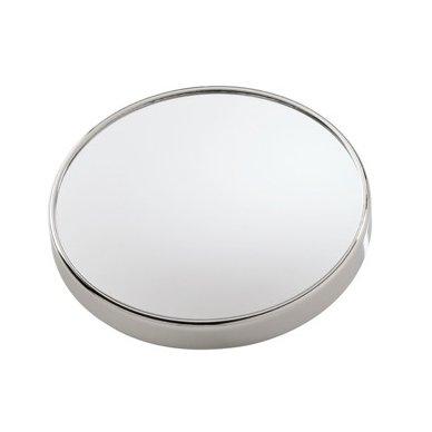 Gedy kosmetinis veidrodis, 3x d=15, chromuotas