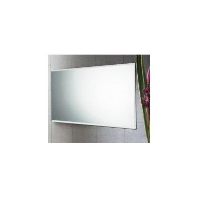 Gedy veidrodis, poliruotais kraštais