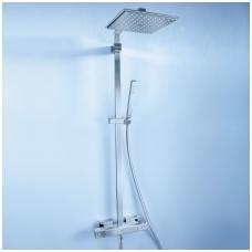 Grohe dušo komplektas su termostatiniu maišytuvu Euphoria Cube XXL System 230 26087000