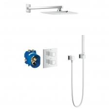 Grohe Grohtherm Cube potinkinė termostatinė dušo sistema