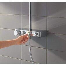 Grohe termostatinė lietaus dušo sistema Euphoria SmartControl 310 Duo