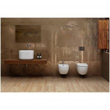 GROHE ir Alice Ceramica Unica RIMLESS su SLIM soft close WC komplektas 12