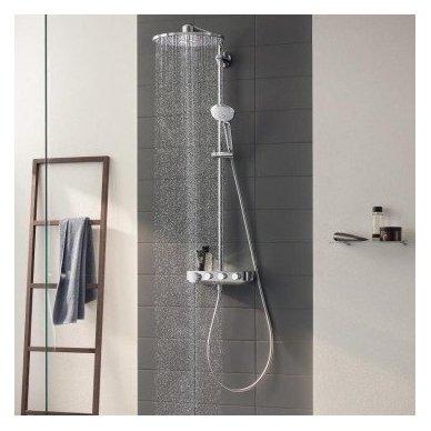Grohe termostatinė lietaus dušo sistema Euphoria SmartControl 310 Duo 5