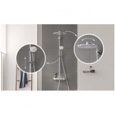 Grohe termostatinė lietaus dušo sistema Euphoria SmartControl 310 Duo 7
