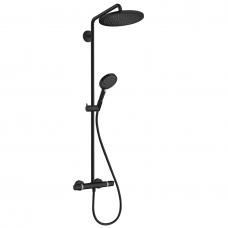 Hansgrohe dušo sistema Croma Select S 280 1jet su termostatiniu maišytuvu