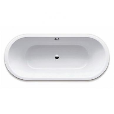 Įleidžiama plieninė vonia Kaldewei Classic Duo Oval 2