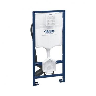 Išmaniojo WC Grohe Sensia Arena su apiplovimo funkcija ir automatiniu dangčiu komplektas 9
