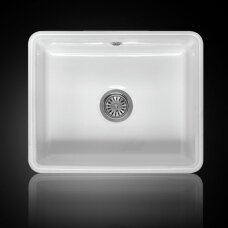 Keramikinė plautuvė MATARO montuojama iš apačios