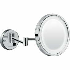 Kosmetinis veidrodis Hansgrohe Logis Universal su LED apšvietimu