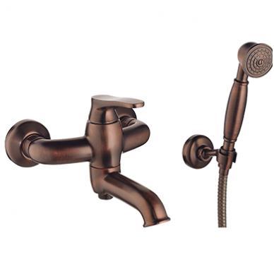 Komplektas voniai Omnires Art Deco AD5131 ORB