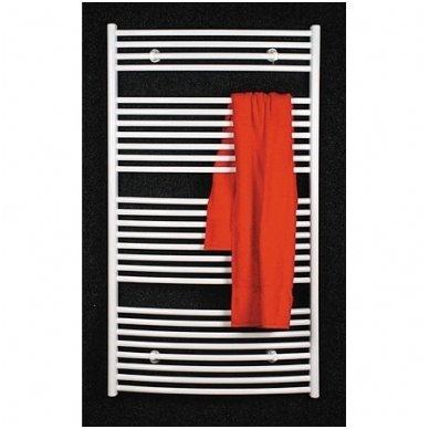 Lenktas rankšluosčių džiovintuvas - kopetėlės Thermal Trend KDO