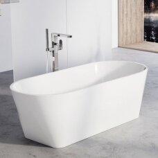 Laisvai pastatoma lieto akrilo vonia Ravak Solo