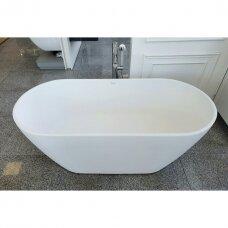 Laisvai pastatoma vonia Duravit D-NEO 1600x750
