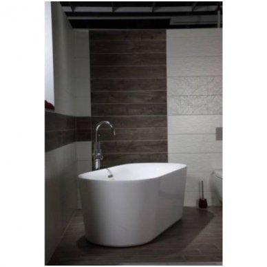 Laisvai pastatoma akrilinė vonia Laguna Zara 169x80 2