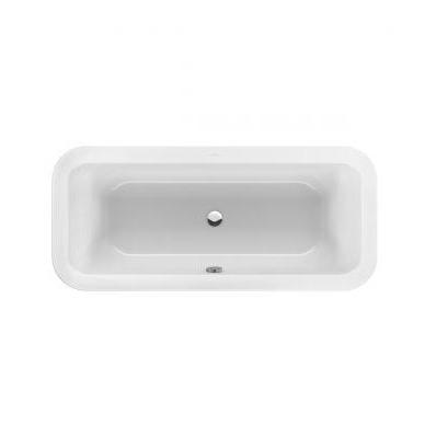 Laisvai pastatoma akrilinė vonia Villeroy&Boch Loop & Friends Duo 180x80 4