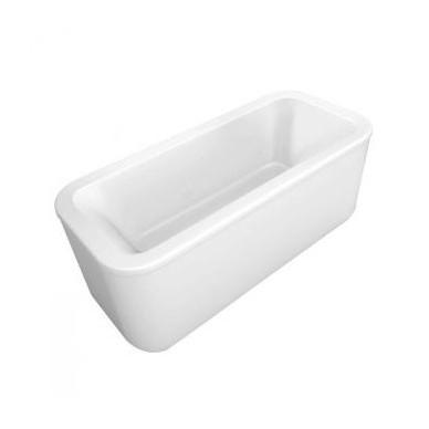 Laisvai pastatoma akrilinė vonia Villeroy&Boch Loop & Friends Duo 180x80 3