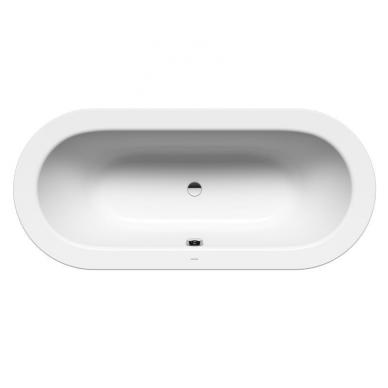 Laisvai pastatoma plieninė vonia Kaldewei Classic Duo Oval Wide 180x80 3