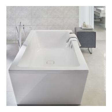 Laisvai pastatoma plieninė vonia Kaldewei Conoduo su kojomis ir uždanga 3
