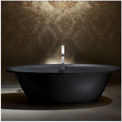 Laisvai pastatoma plieninė vonia Kaldewei Ellipsio Duo Oval 190x100 4