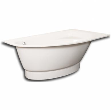 Lieto akmens kampinė vonia PAA Tre Grande 170x100 2