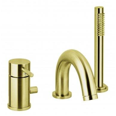 Maišytuvas voniai su rankiniu dušu Paffoni Light (spalvų pasirinkimas) 8