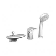 Maišytuvas voniai Ravak Rosa (trijų dalių)