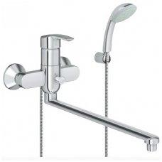 Maišytuvas voniai su dušo komplektu Grohe Multiform
