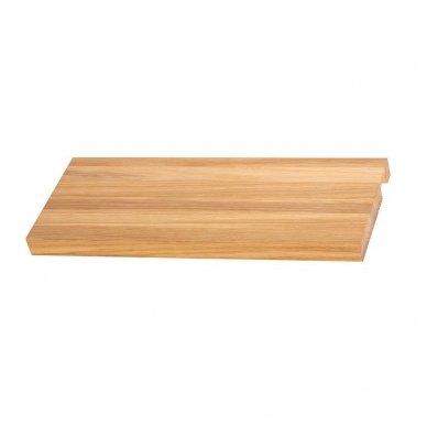 Medinė lentynėlė rankšluosčių džiovintuvui Terma Simple 3
