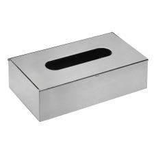 Nerūdijančio plieno popierinių nosinių dėžutė Bemeta Neo