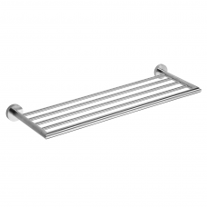 Nerūdijančio plieno rankšluosčių lentyna Bemeta Neo 104205085