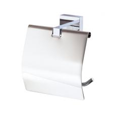 Omnires Lift tualetinio popieriaus laikiklis su dangteliu