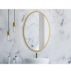Ovalus veidrodis Ruke Oval (dydžių ir spalvų pasirinkimas)