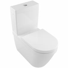 Pastatomas WC su dangčiu Villeroy&Boch Architectura Direct Flush