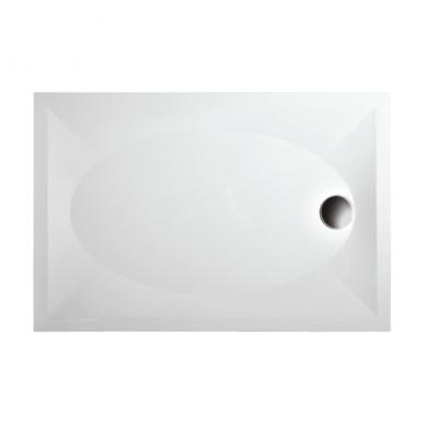 PAA ART lieto akmens dušo padėklas 120x80 arba 120x90 3