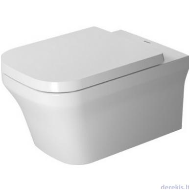 Pakabinamas klozetas Duravit P3 Comforts su SoftClose dangčiu