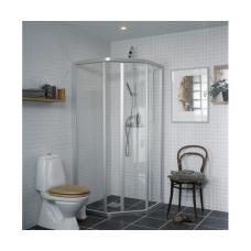Penkiakampė dušo kabina Geberit Solid SVP NK99