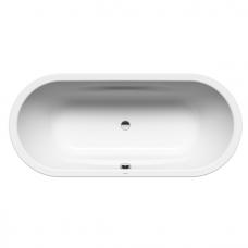 Plieninė vonia Kaldewei Vaio Duo Oval 180
