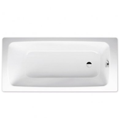 Plieninė vonia Kaldewei Cayono plieno storis 3,5 mm