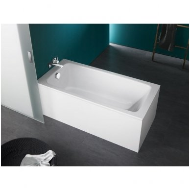Plieninė vonia Kaldewei Cayono plieno storis 3,5 mm 2