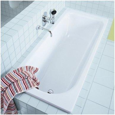 Plieninė vonia Kaldewei Saniform Plus plieno storis 3,5 mm 2