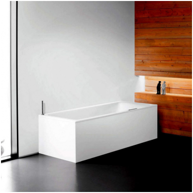 Plieninė vonia Kaldewei Puro Duo
