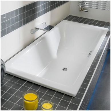 Plieninė vonia Kaldewei Puro Duo 4