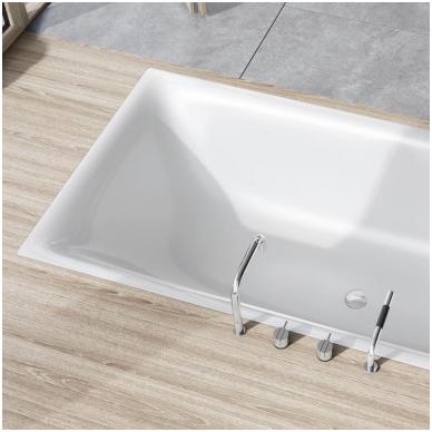 Plieninė vonia Kaldewei Silenio 2