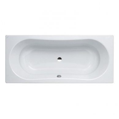Plieninė vonia Laufen Thallium 180x80 2