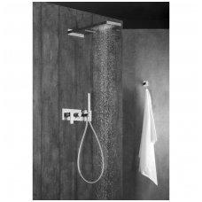 Potinkinė dušo sistema su kaskada Alpi Trio