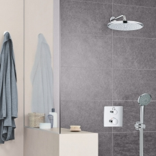 Potinkinė dušo sistema Grohe Grohtherm Cosmopolitan 210 su termostatu
