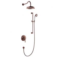 Potinkinė dušo sistema Omnires Armance SYS AM20 ORB