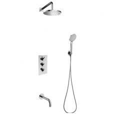 Potinkinė termostatinė dušo sistema Omnires SYS YS02